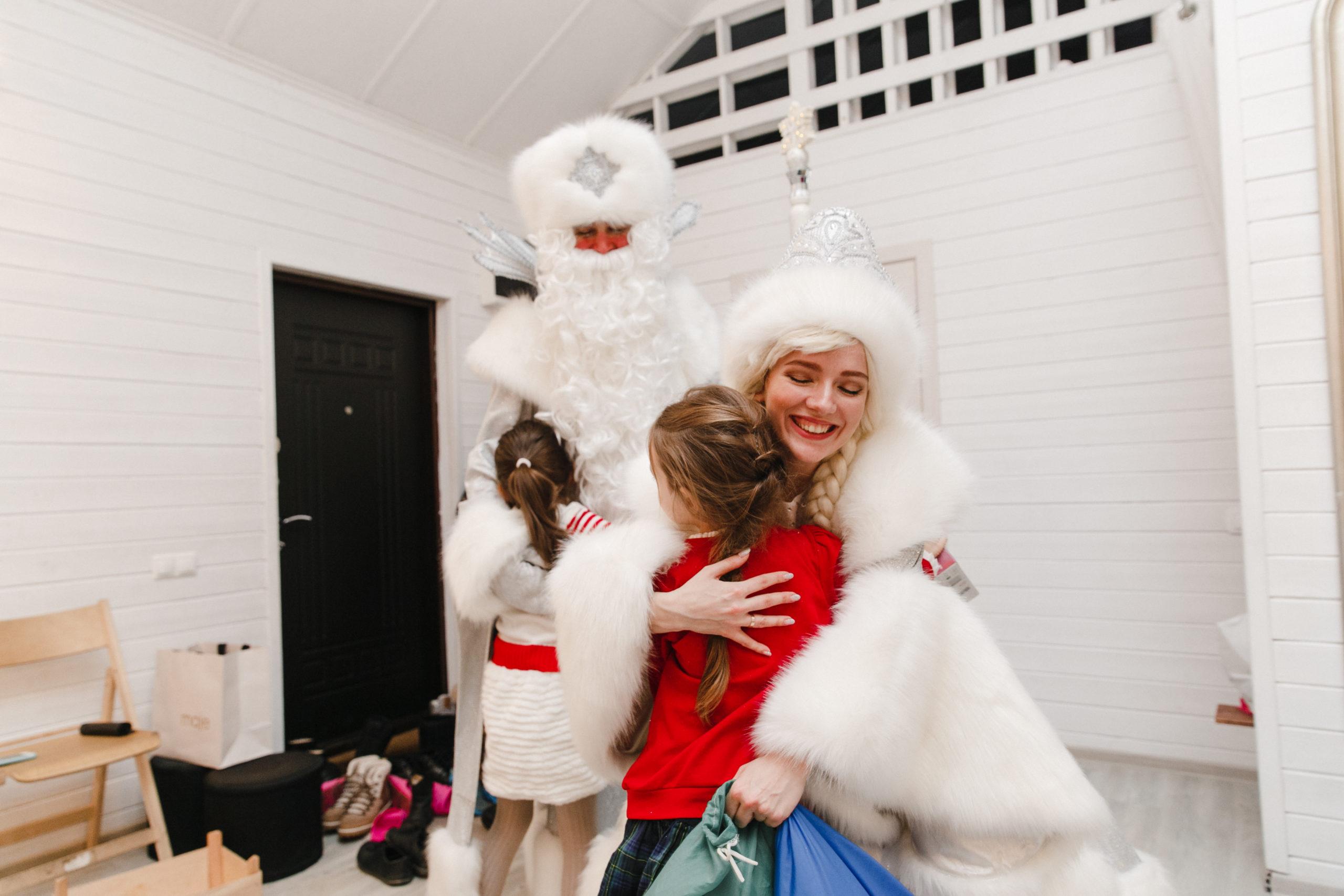 Рождественская домашняя вечеринка